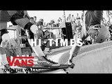 The Original SK8-HI: Action Sports   Fashion   VANS