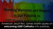 Catholic rally has welcome for LGBT people