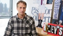 Tony Hawk Interns with Esquire for a day