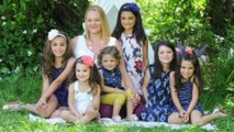 This Single Mom Adopted 6 Sisters So They Wouldn't Be Separated