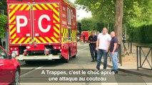 """Trappes: l'assaillant """"pas agressif du tout"""", selon des voisins"""