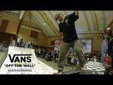 Padin Musa: How To Frontside Tailslide | Skate | VANS