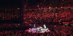 'You make me feel like I can fly, so high…'  Three shows  heGarden ‏in New York City and lift off every night. ('Are you ready to get elevated?')#U2 #U2eiTour