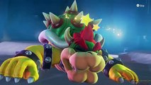 Super Mario Odyssey Soup Bird Boss [RAW FOOTAGE] - video