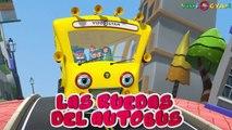 Las Ruedas del Autobús I Canción del Autobús I Canciones Infantiles I Videogyan Español