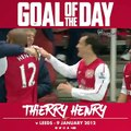 What a player, what a moment... Happy birthday, Thierry Henry...