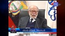 Magistrados de la Corte constitucional cesados opinan que medida es anticonstitucional