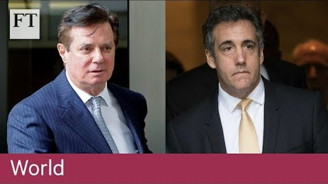 Cohen and Manafort guilty verdicts pose problems for Trump