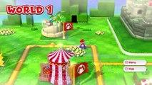 Super Mario 3D World Gameplay Trailer Wii U