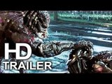 PREDATOR Mega Predator Vs Predator Fight Scene Trailer NEW (2018) Thomas Jane Action Movie HD