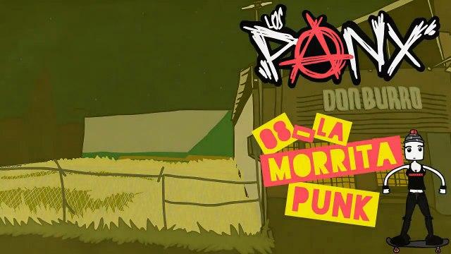 LOS PANX - 08 - Morrita Punk (#NEGAS)