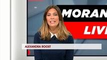 Alexandra Roost arrive dans Morandini Live cette saison aux côtés de Jean-Marc Morandini