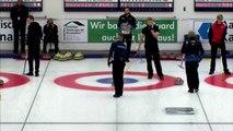 World Curling Tour, Baden Masters 2018, Team Edin (SWE) vs Team Doronin (RUS) and Team Ulsrud (NOR) vs Team Van Dorp (NED)