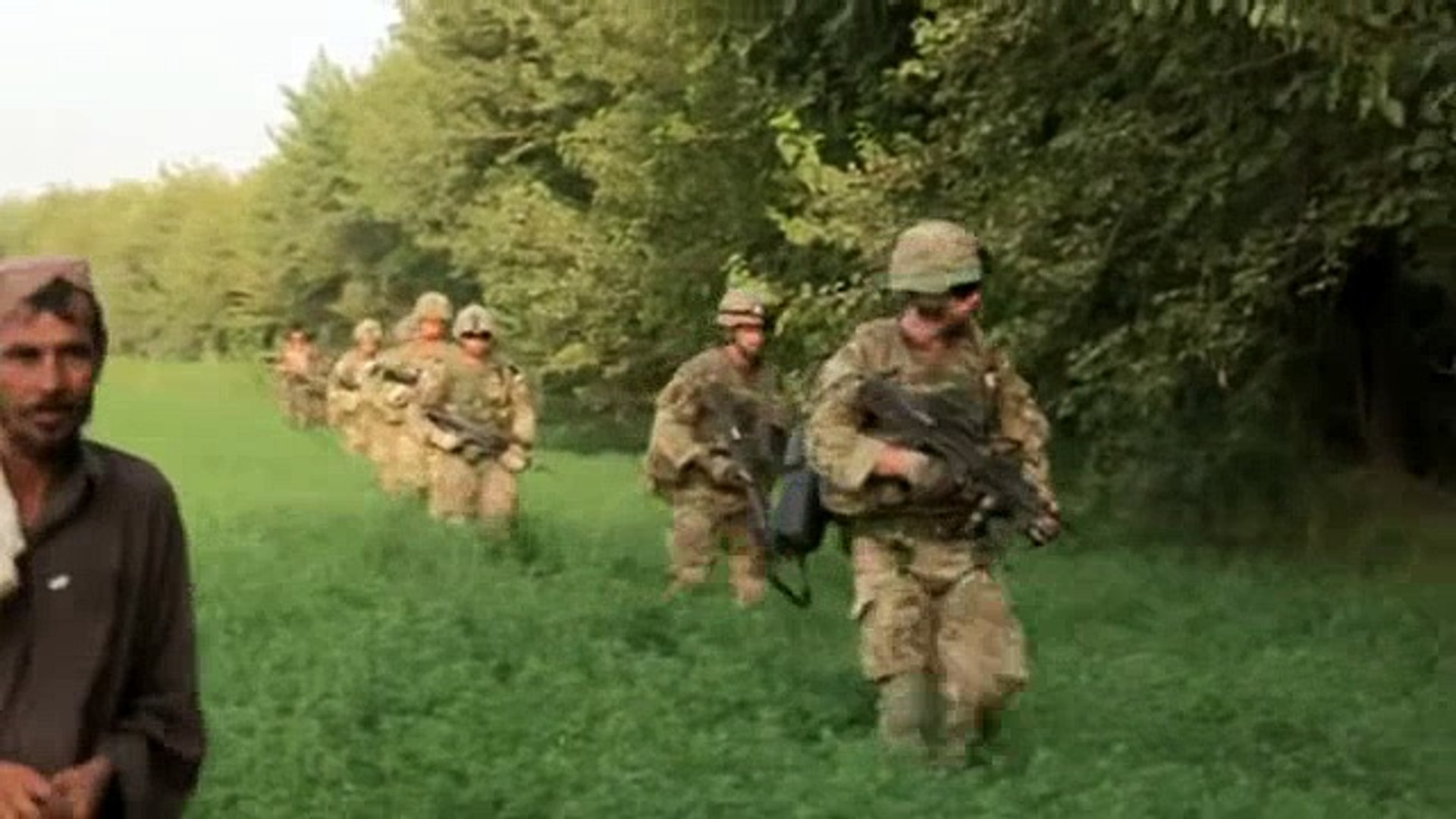 Royal Marines Mission Afghanistan S01 E06