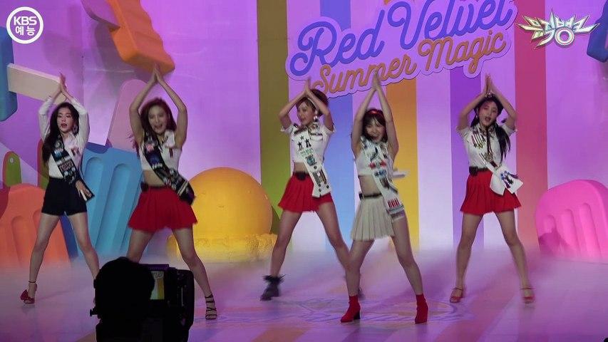 레드벨벳 (#Red Velvet) - Power Up (풀캠ver.)
