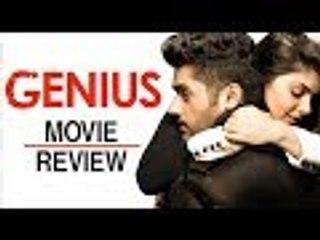 GENIUS Movie Review | Utkarsh Sharma, Ishita, Nawazuddin | Anil