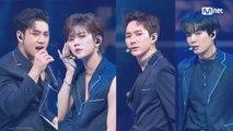 KCON 2018 LA×M COUNTDOWN 뉴이스트 W(NU'EST W) - Dejavu