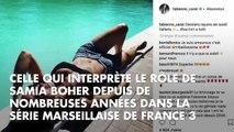 PHOTOS. Fabienne Carat (Plus belle la vie) fête ses 39 ans : retour sur ses clichés les plus sexy