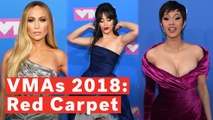 MTV VMAs 2018 Red Carpet: The Best And The Worst Dressed Celebrities