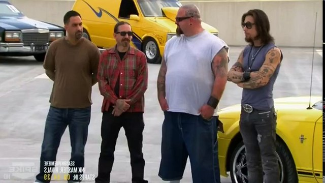 Ink Master S05 - Ep01 Inking with the Emy HD Watch