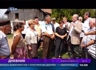 Dnevnik, 24.avgust 2018. (RTV Bor)