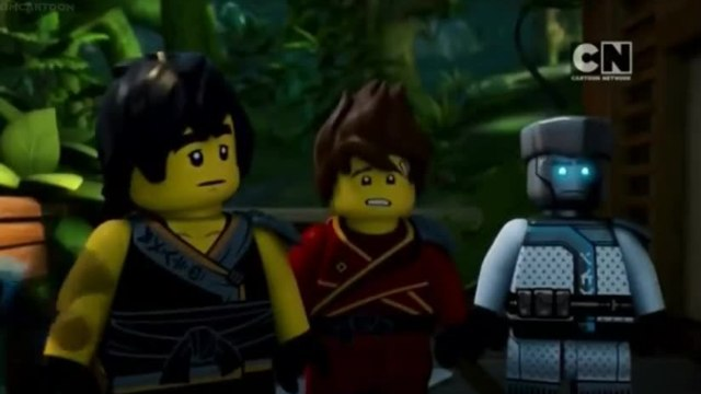 LEGO Ninjago: Masters of Spinjitzu Season 9 Episode 9 (Lessons for a Master) Watch Animation