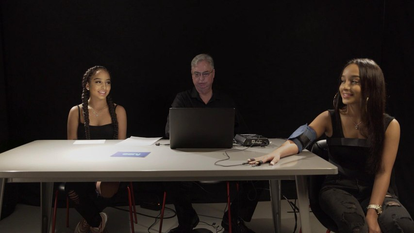 SiAngie Twins: Lie Detector
