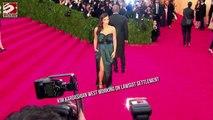 Kim Kardashian West working on lawsuit settlement