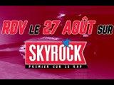 RDV le 27 août 2018 sur Skyrock !