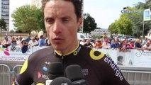 Tour Poitou-Charentes 2018 - Sylvain Chavanel 2e du Général de son dernier Tour Poitou-Charentes