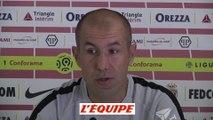 Jardim «On va jouer contre un Bordeaux compétitif» - Foot - L1 - Monaco