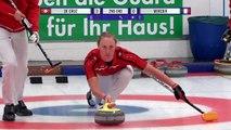 World Curling Tour, Baden Masters 2018, Team De Cruz (SUI) vs Team Mercier (FRA)