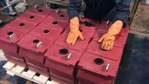 How It's Made 804 095 Deep Cycle Batteries, Tins, Optical Lenses #1, Optical Lenses #2 Ws Andyscot