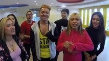 """""""Jong Kes Ton"""" Tor Dance Practice Video Dance Choreographer: Dark Evil Dance Group & VateyDancers:  Dark Evil Dance Group & Meas Soksophea Dance crew Music:"""
