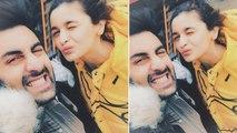 Ranbir Kapoor & Alia Bhatt's fake photo goes viral; Know the truth   FilmiBeat