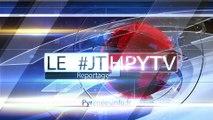 HPyTv Pyrénées | Toulouse Métropole et Tarbes Lourdes s'unissent Jean-Luc Moudenc (24 aout 18)