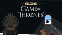 Reigns : Game Of Thrones - Trailer d'annonce