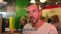 Marseille : galère à la gare Saint-Charles