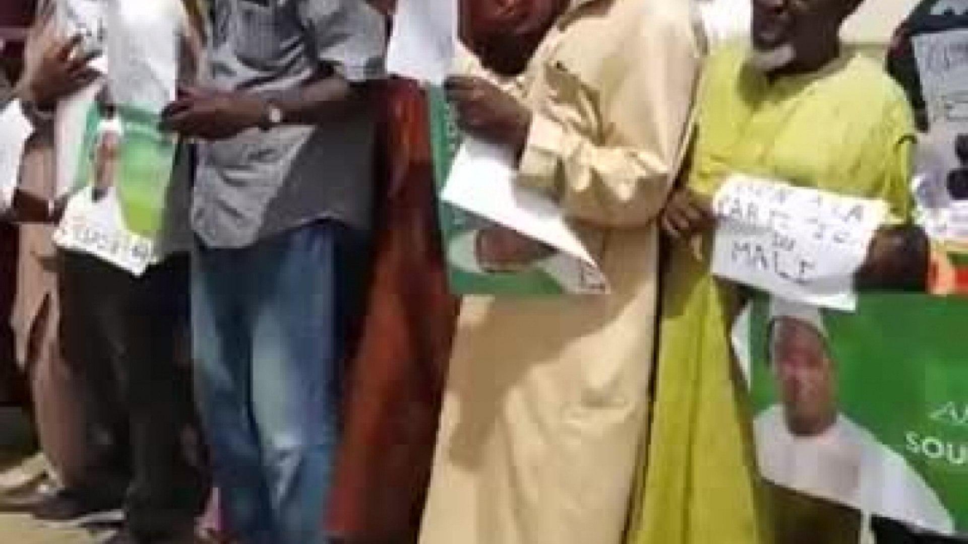 Dioballa sanogo - respecter le vote des Maliens BOUA BA BLA