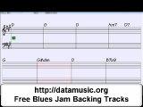 Blues Backing Tracks No3