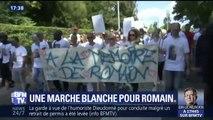 Vigneux-sur-Seine: Une marche blanche pour Romain