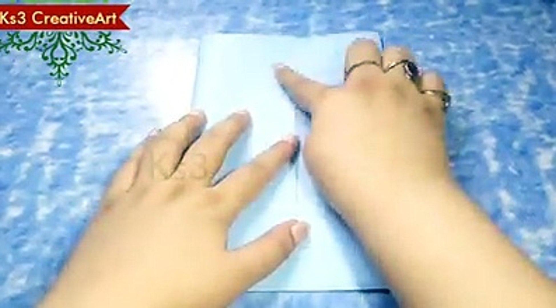 - DIY craft – How to make Easy Paper Gift bag craft idea | diy paper craftCredit: Ks3 CreativeArtFul
