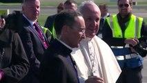 """Papst bedauert """"Versagen"""" der Kirche bei Missbrauchsskandalen"""