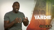 CHIT CHAT WITH IDRIS ELBA AND AML AMEEN
