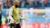 Thomas Meunier s'enflamme pour Thierry Henry