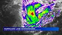 Hawaii `Dodged a Bullet` as Hurricane Lane Downgrades to Tropical Storm