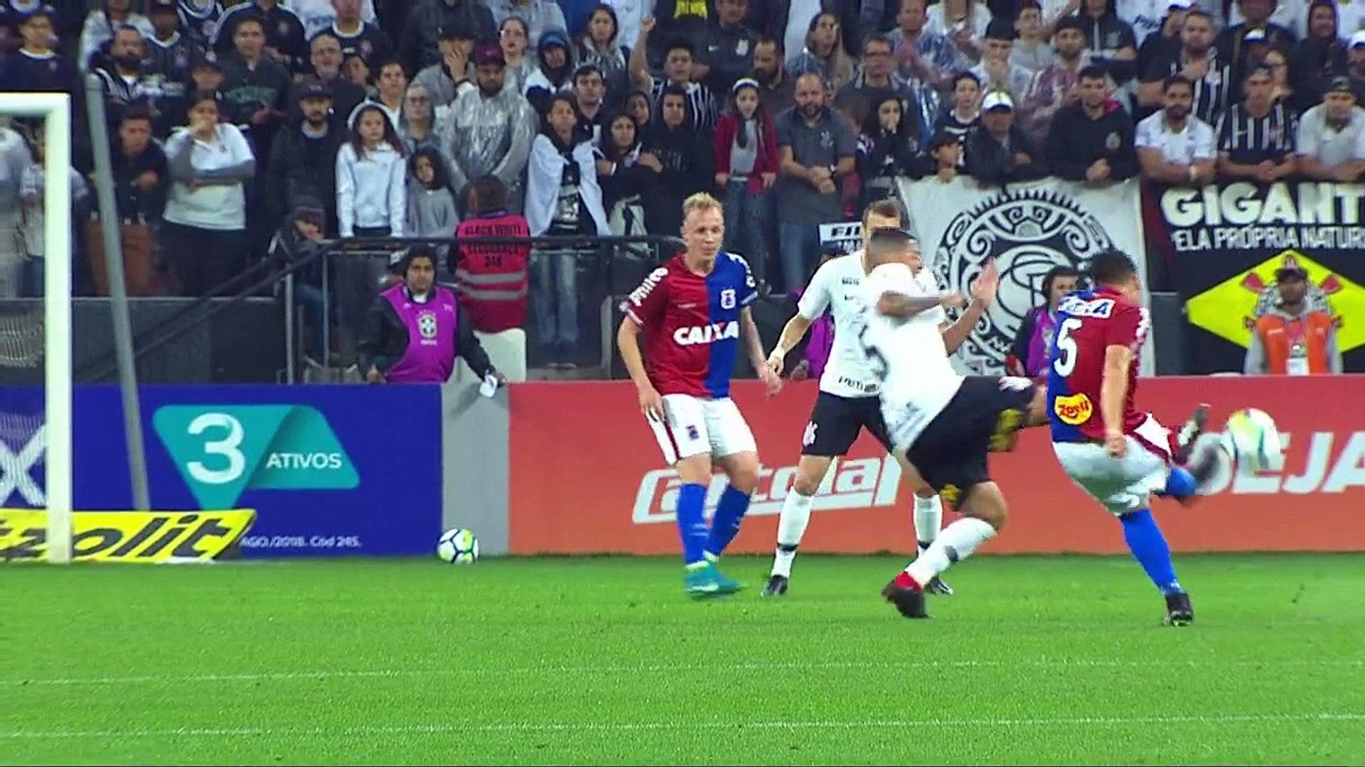 [MEL****S MOMENTOS] Corinthians 1 x 0 Paraná - Série A 2018