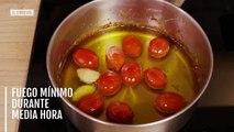 EL COMIDISTA  Tres recetas con TOMATE que no son ensaladas ni gazpacho