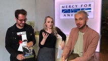 Join me as I chat to Mercy For Animals founder, Nathan Runkle with my podcast cohost Tylor Starr and we interview Nathan about his new book!