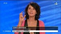 Invitée du journal : Zabou Breitman